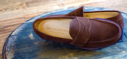 Loafers from Sid Mashburn
