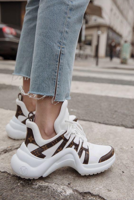 Pin Oleh Ornella Kaniang Di Sneakers Sepatu Kets Sepatu
