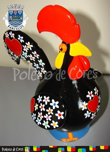 Cocó de Barcelos by POLEIRO DE CORES, via Flickr