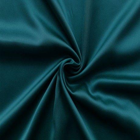 stretch satin stoff 2 farbe petrol inspirasjon pinterest. Black Bedroom Furniture Sets. Home Design Ideas
