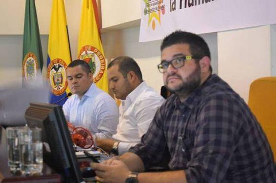 Efigas en Plenaria del Concejo Municipal