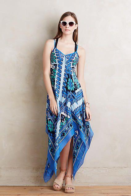 Playa Scarf Dress