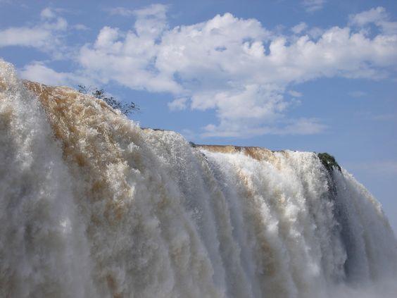 Águaaaaa -- Cataratas do iguaçu
