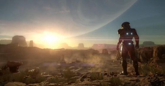 Mass Effect Andromeda goes Intergalactic in Reveal Trailer Mass Effect Andromeda  #MassEffectAndromeda
