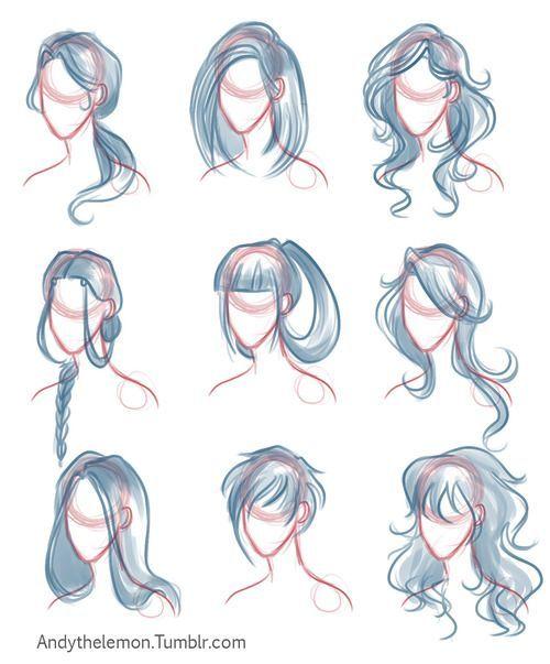 hair reference: | Marionette | Pinterest | Hair