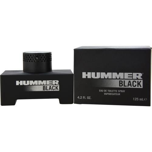 Hummer Black By Hummer Edt Spray 4.2 Oz