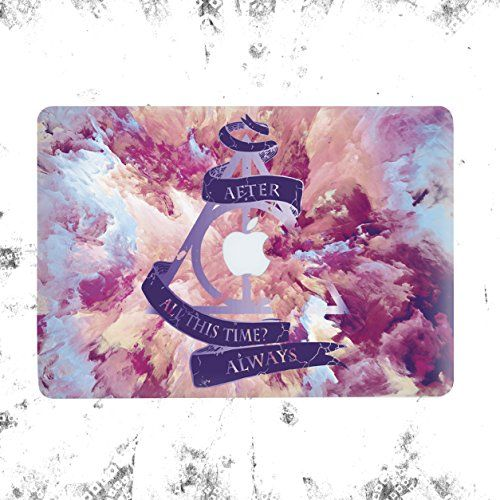 Harry Potter Macbook Air 13 Inch Always Mqd42ll A A1466 2018 Mac Book 11 Inch 2015 New Old Pro 13 13 3 13inch In 2020 Macbook Air 13 Inch Macbook Air Macbook Air 13