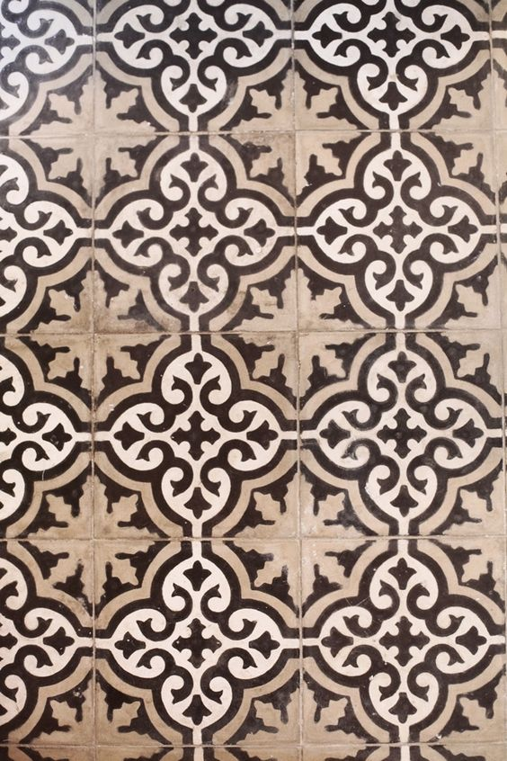 Moroccan tiles tile and handmade tiles on pinterest Moroccan ceramic floor tile