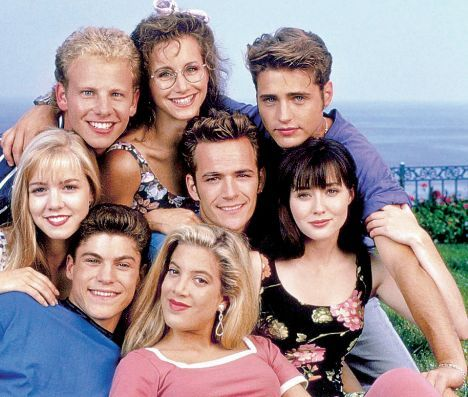 ahhhhhh the 90's! I loved this show but wasn't allowed to watch it as a kid because some it sexual content which was nothing to today's TV shows! This was pre- jersey shore