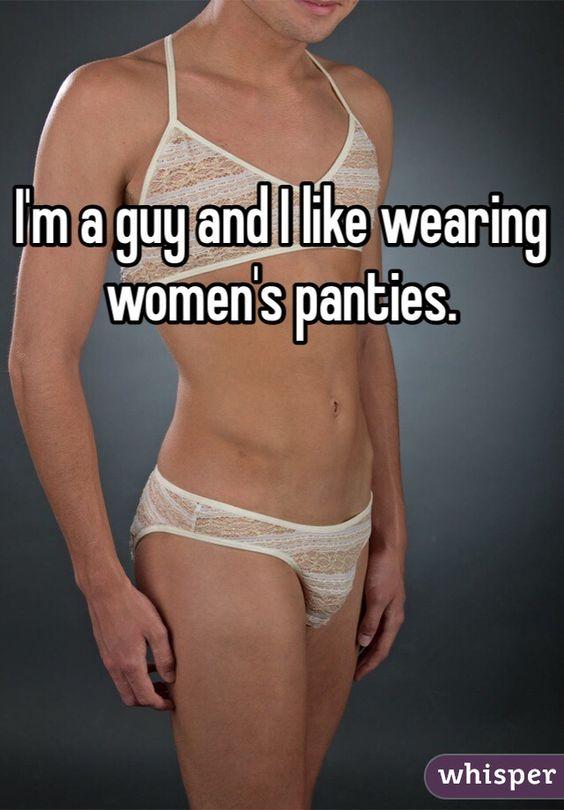 Women Who Like Cock In Panties 120
