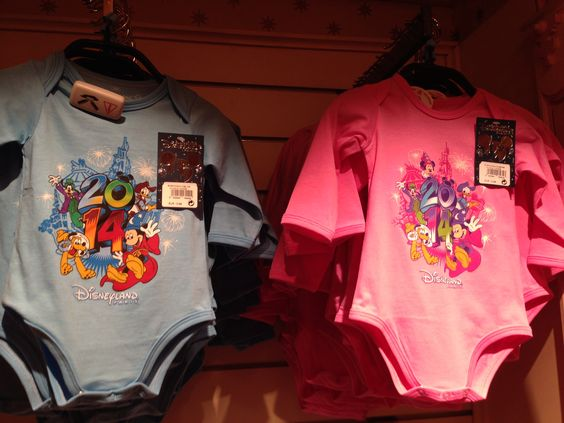 Disneyland onesies (thanks to Rebecka Öfverholm!)