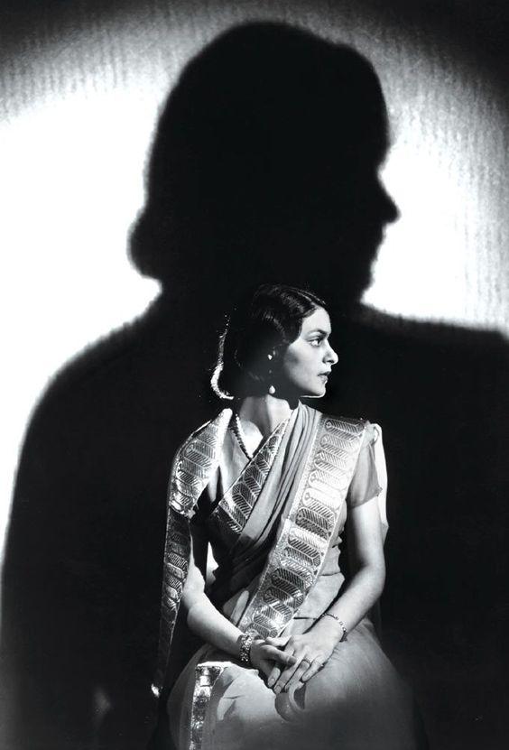 Prince Gayatri Devi (??) circa ??