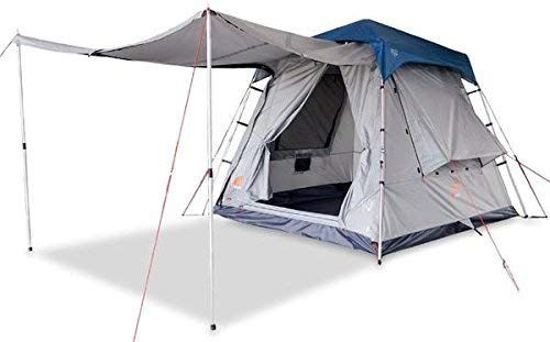 Oxley Oztent Lite 5 Fast Frame Family Tent Is An Instant Setup
