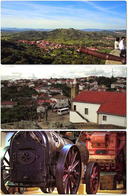 Freguesias do Concelho de Idanha-a-Nova - Distrito de Castelo Branco