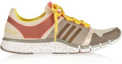 adidas by Stella McCartney Adipure Sneakers aus Mesh und Gummi auf shopstyle.de