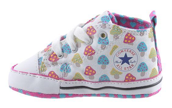 Converse Cogumelos baby :)