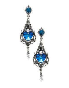 Empress Eugenie  Earrings (Pair)