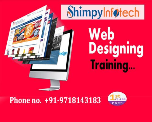 Web Designing Classes In Nandgram Ghaziabad Shimpyinfotech Call 8826330653 Seo Training Train C Programming