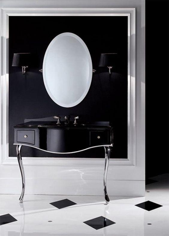 Dunkle Badezimmer Ideen-21