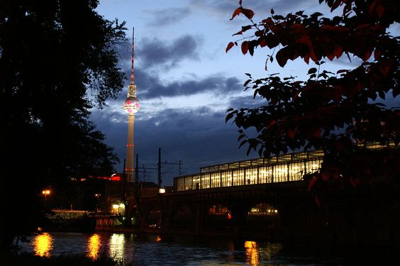 - Jannowitzbrücke -