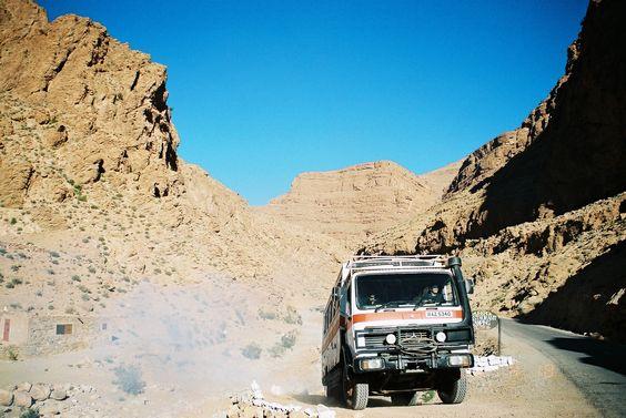 Todra Gorge #Morocco #travel #thedragomanway