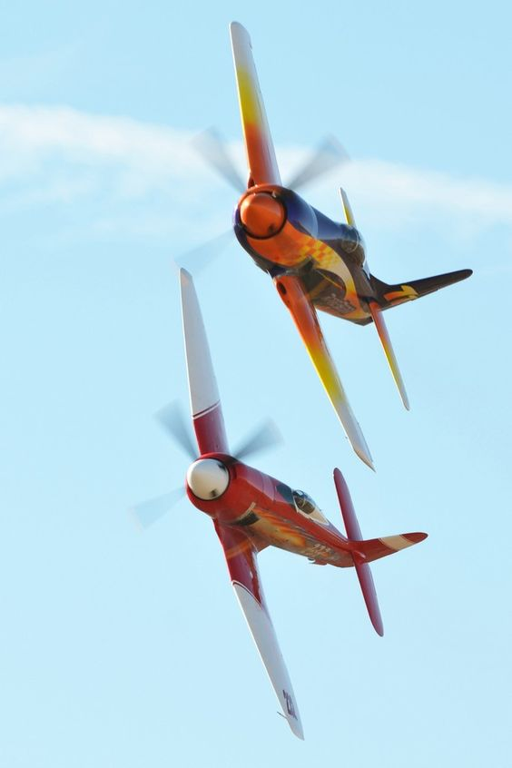 I've always wanted to go see Air Racing.  Now, it's coming to Texas Motor Speedway in September 2014.  Rare Bear & 232
