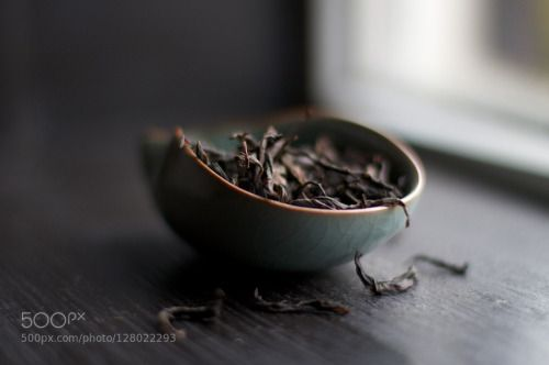 Da Hong Pao by d_lay  IFTTT 500px Tea is liquid wisdom.