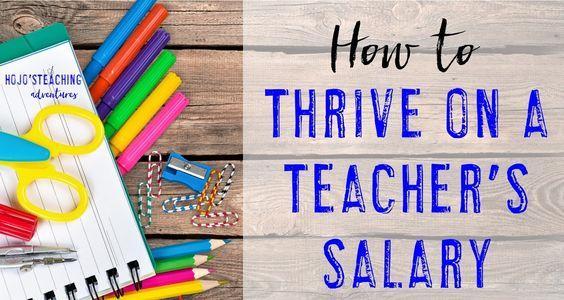 How to Thrive on a Teacher