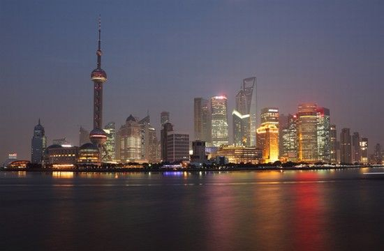 Chine - Shanghai - Pudong