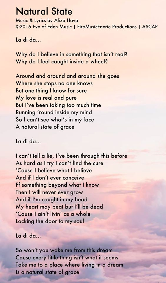 Lyric i want this more than life lyrics : Lyrics to the song 'More than Anything' by Eve of Eden. Listen on ...