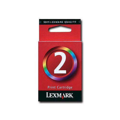 Lexmark 2 Colour Ink (18C0190)