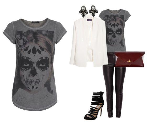 Happy Halloween!  In the App: Skull Shirt