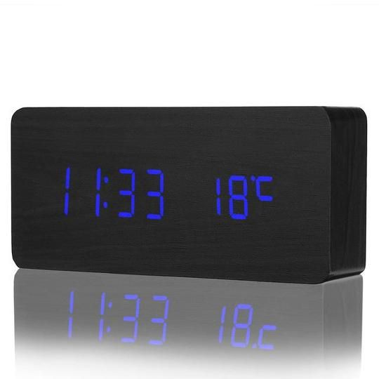 Do You Like To Have A Nice Alarm Clock On Your Bedside Table
