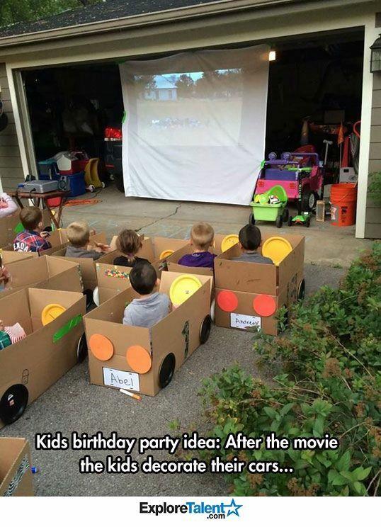parties kid movies movie cars fun stuff birthday parties fun backyard