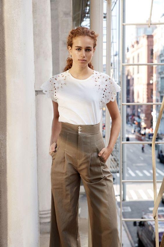 La Vie Rebecca Taylor Pre-Fall 2018 Fashion Show Collection