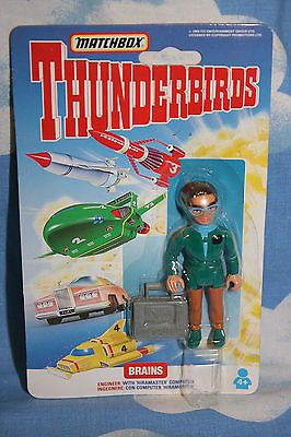 #Matchbox thunderbirds #brains #carded action figure,  View more on the LINK: 	http://www.zeppy.io/product/gb/2/131461542994/