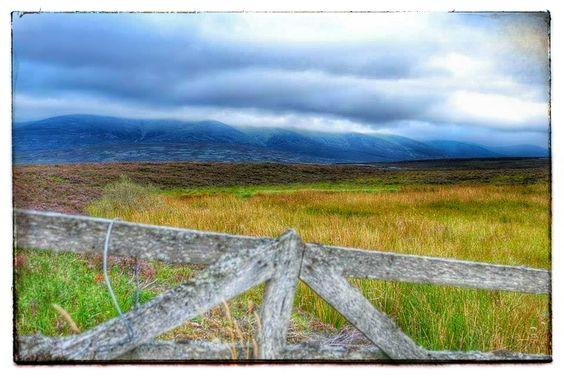 Los Highlands, Escocia. La tomé en 2012