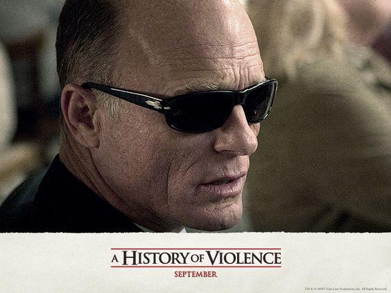 """Ed Harris in """"A History of Violence"""": Der beste Schauspieler Hollywoods in einem bemerkenswerten Film..."""