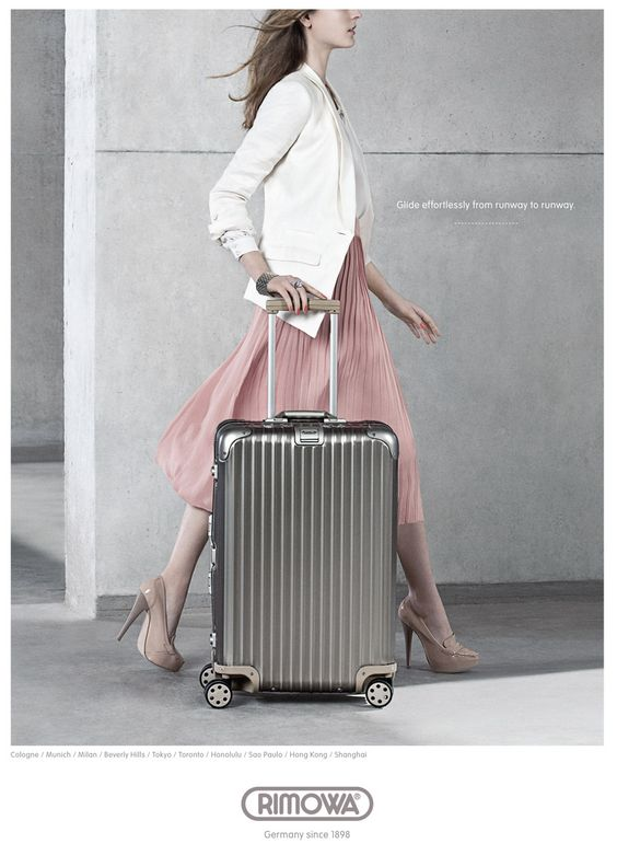 Shop #Rimowa @LuggageFactory.com! #fashion #luggage http://www ...