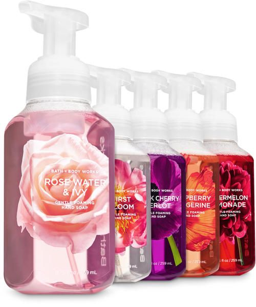 Hand Soaps Bath Body Works Bath And Body Works Soap
