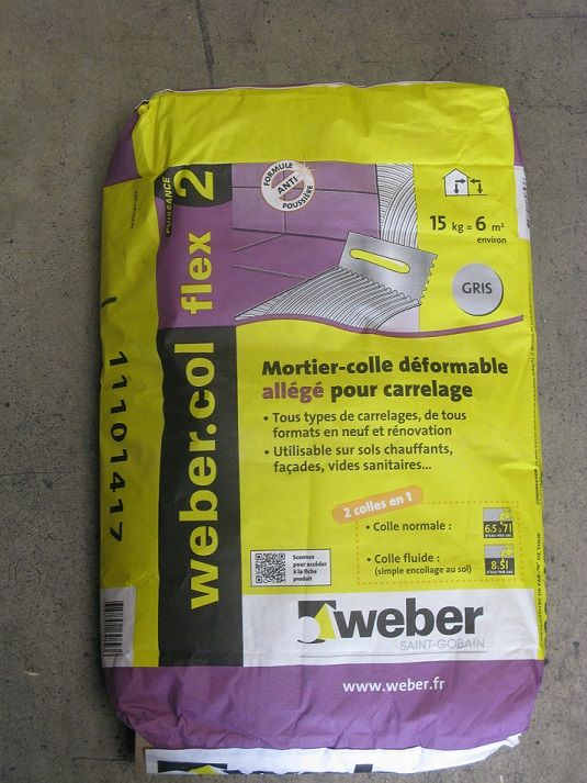 Colle Carrelage Weber Flex With Images Basement Laundry Snack Recipes Chip Bag