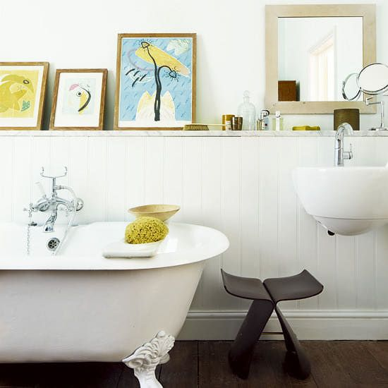 feng shui of  a bathroom in the center of a home http://fengshui.about.com/b/2013/10/07/is-your-bathroom-in-the-center-of-your-home.htm