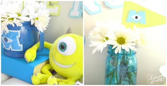 Monsters University {playdate party}