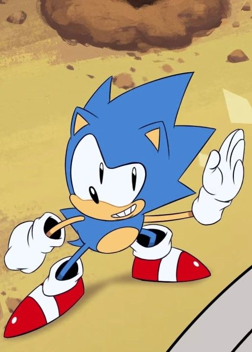 Pin On Sonic And Friends