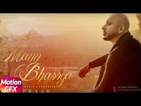 Mann Bharya Full Audio B Praak Jaani Latest Punjabi Song 2017 Youtube Songs Songs 2017 Guitar Chords
