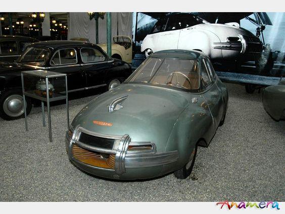 1948 Panhard-Levassor Dynavia