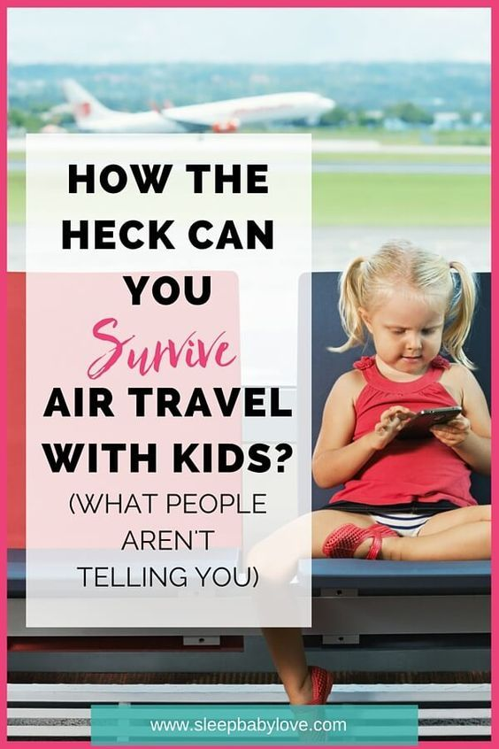 The Realities Of Air Travel With Kids Aren't What You May Be Thinking. You Could Be Scared, Very Scared To Think How You Are Going To Entertain Your Child On A Long Flight. CLICK HERE To Learn What To Expect On The Plane And How You Can Survive And Live To Tell About The Flight.