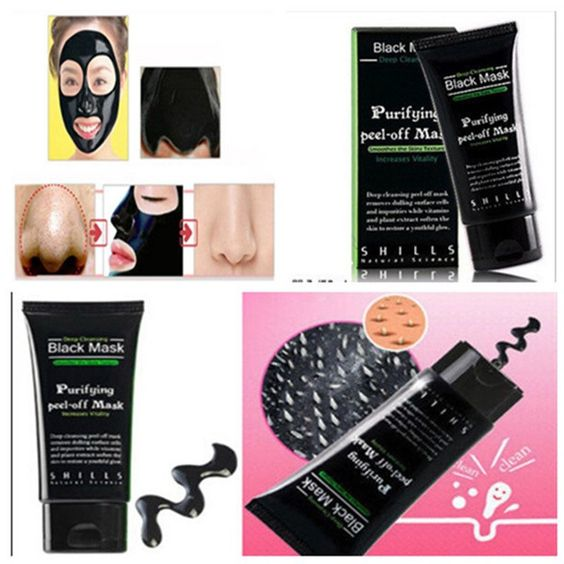 100% Original Black Mask Blackhead Remover
