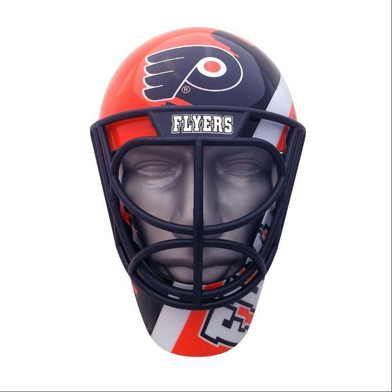 Philadelphia Flyers Foam Mask