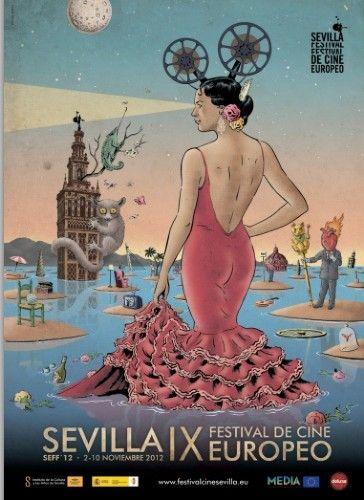 Arranca en Sevilla la novena edición del Festival de Cine Europeo